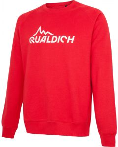 quäldich-Sweatshirt rot