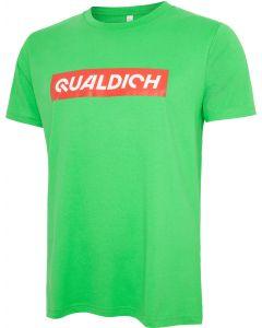 quäldich-T-Shirt hellgrün