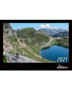 quäldich-Kalender 2020: Titel